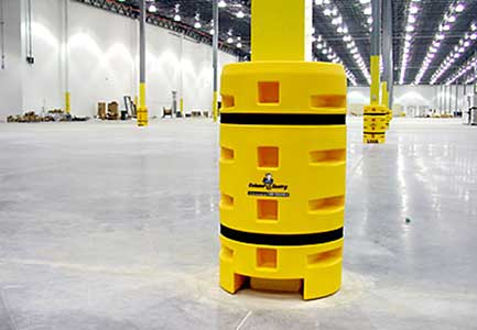 Building Column Guards